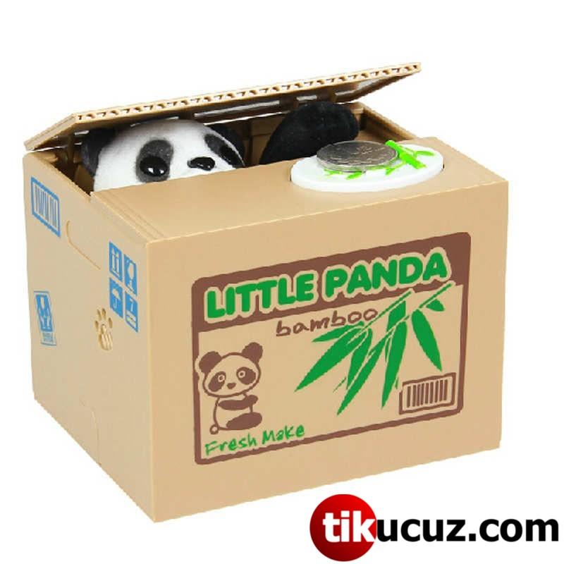 Hırsız Panda Kumbara