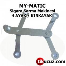 My-matic Sigara Sarma Makinesi 4 Ayak H-Link Assembly