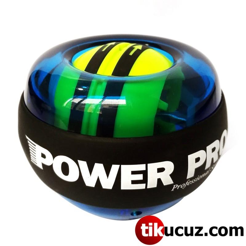 Powerball Wrist Ball Egzersiz Güç Topu