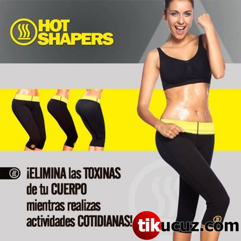 Hot Shapers Neotex Termal Tayt