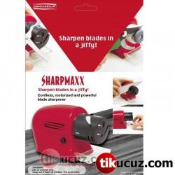 Sharp Maxx Motorlu Pilli Bileme Makinesi