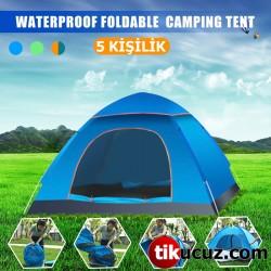 5 Kişilik Kamp Çadırı