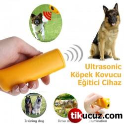 Ultrasonic Köpek Kovucu Eğitici Cihaz