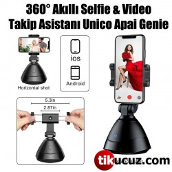 Apai Genie 360° Akıllı Selfie Video Takip Asistanı