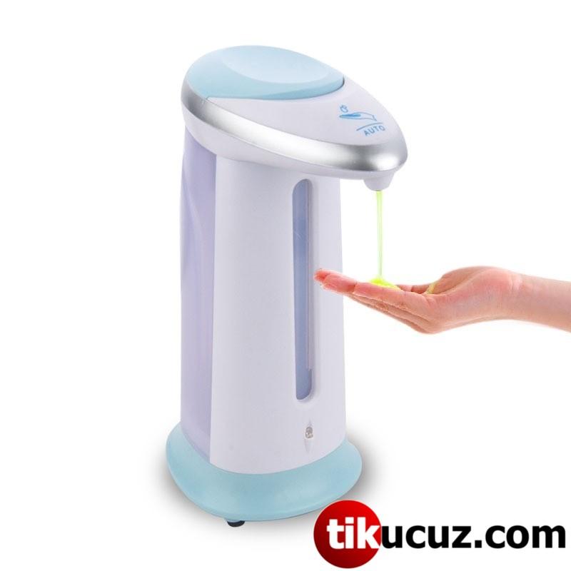 Otomatik Sensörlü Sıvı Sabun Sıkacağı